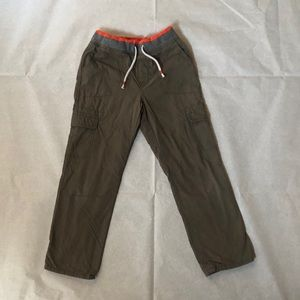 Cat&Jack Boys Thick Pants Straight Recto